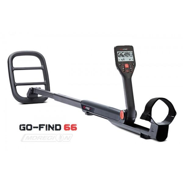 Купить металлоискатель Minelab GO-FIND 66