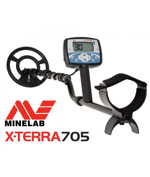 Металлоискатель Minelab X-Terra 705 NEW